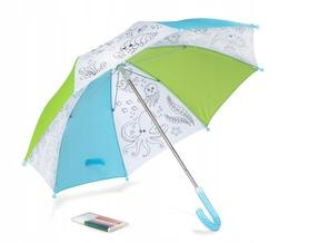 Parasol do kolorowania KIDDI HIT dla dzieci