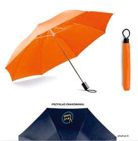 Parasol reklamowy składan TWOJE LOGO nadruk 10 szt